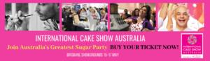 ACADA International Cake Show Australia