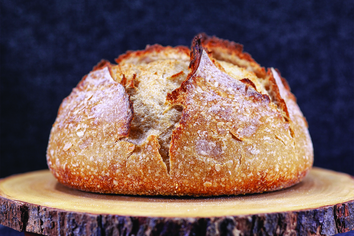 Sourdough has terroir, just like cacao and wine