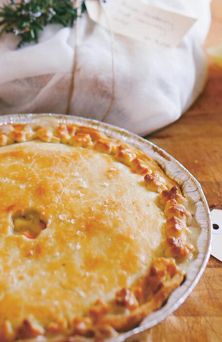 The Chicken Pie