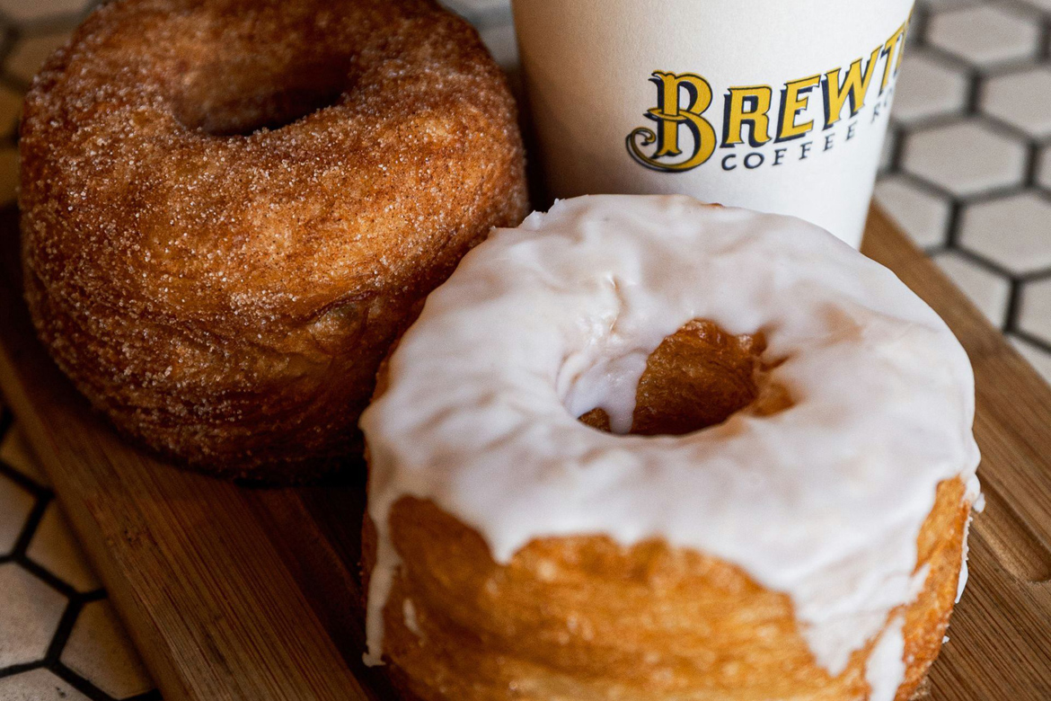 Brewtown Newtown launches bakery with free cronuts