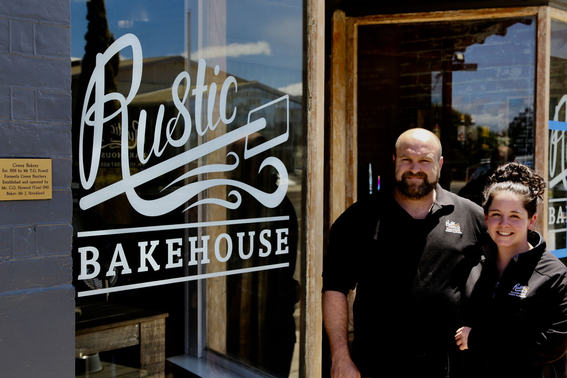 From the mines to pies: Rustic Bakehouse