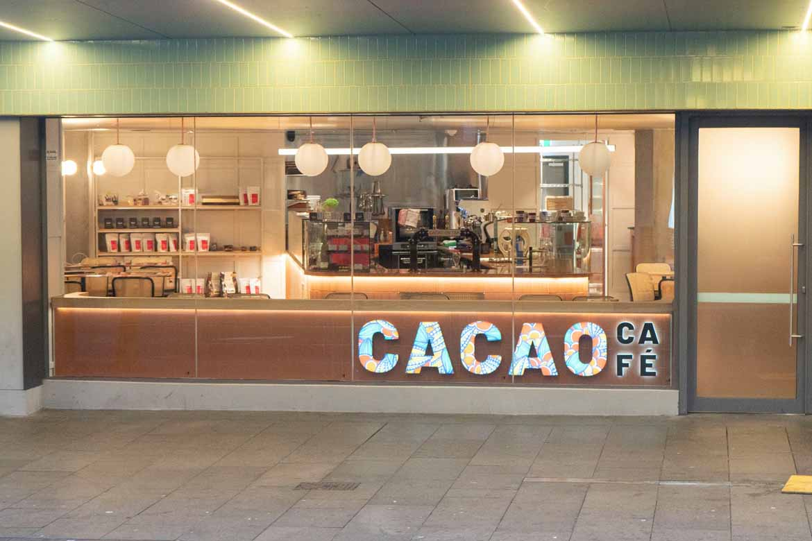 Big industry names open first-of-its-kind café in Sydney