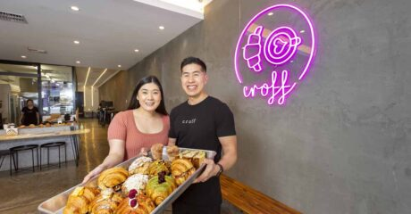 Keeping it simple: Croff Bakery