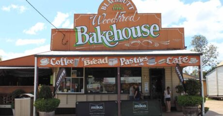 Nothing plain about it: Blackbutt Bakery